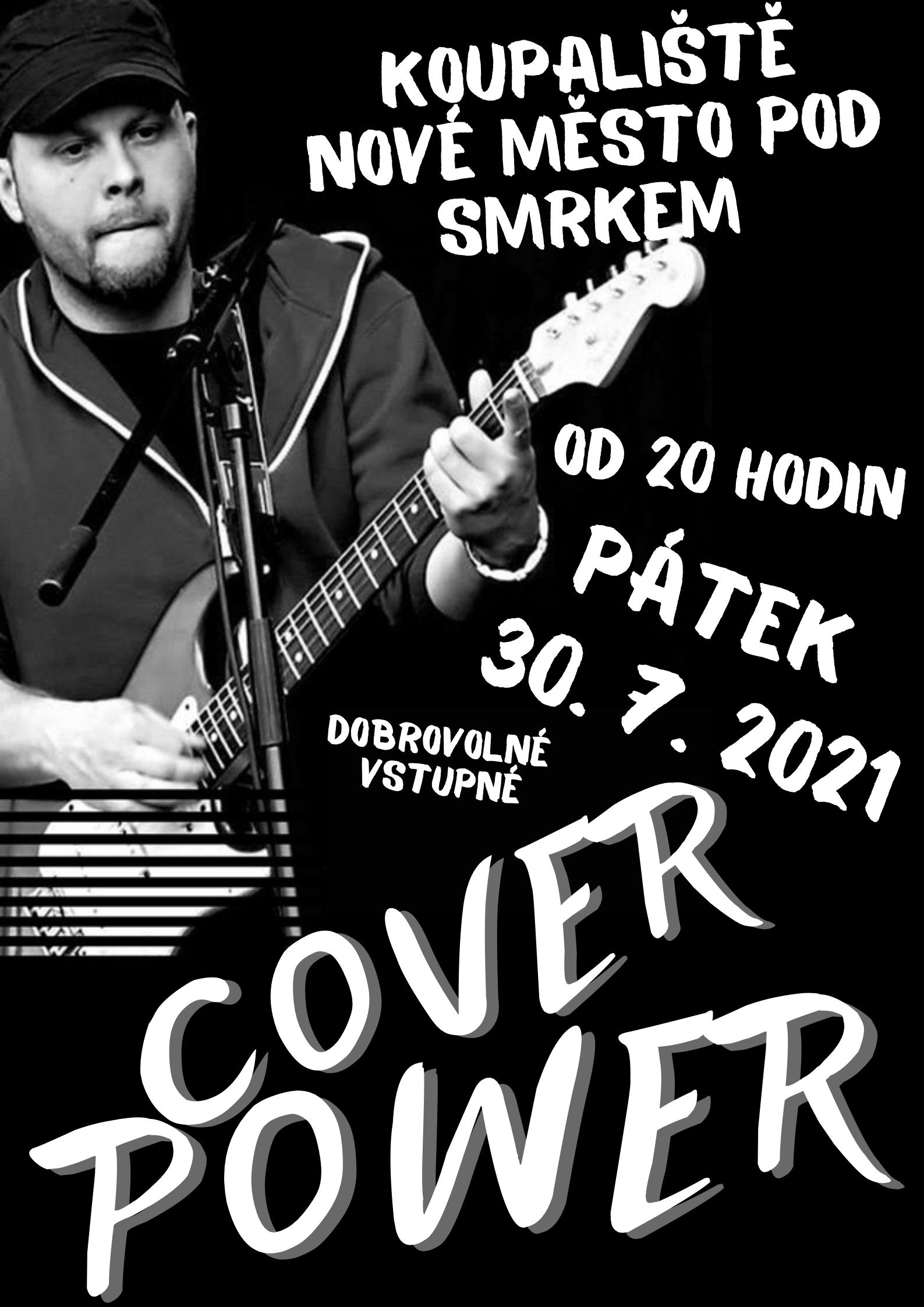 Hudební večer s Cover/Power
